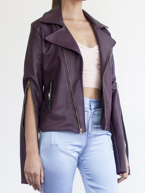 CAPE-ABLE MOTO JACKET
