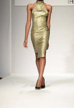 The Golden Age Dress