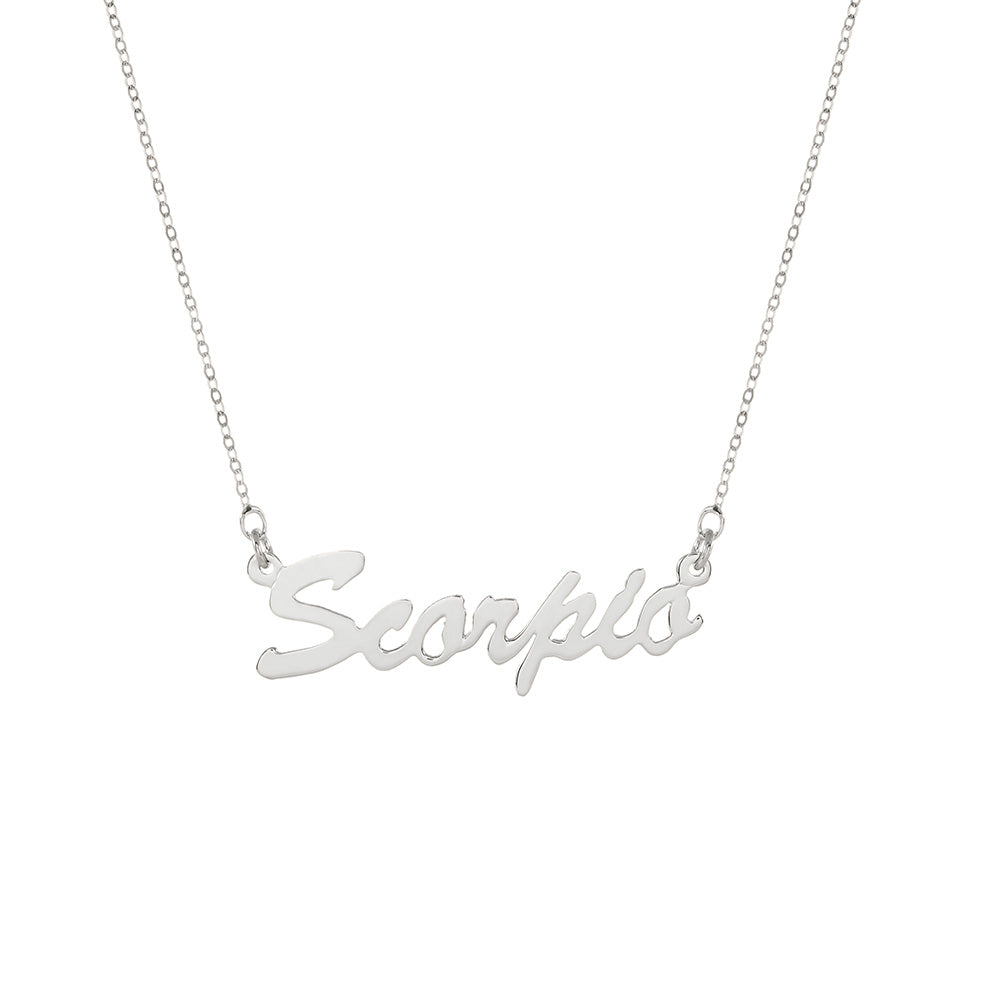 Zodiac Necklaces- All Signs