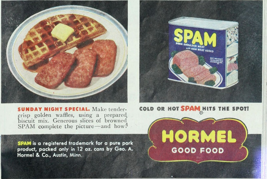 Spam and Polynesian Culture