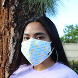 Chello Mask - IslandTribeCo