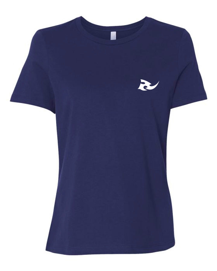 Pacific Women's Navy Tee