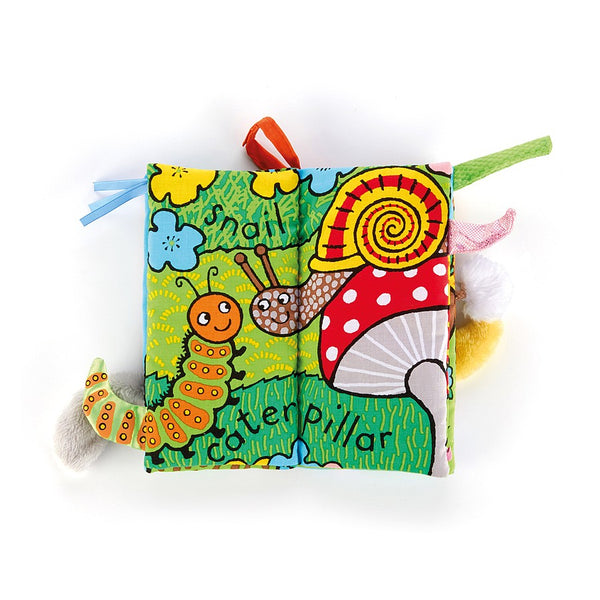 Jellycat Garden Tails Activity Book