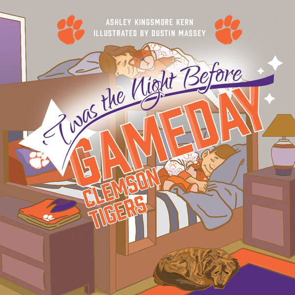 Twas the Night Before Game Day Book