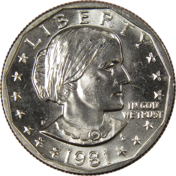 Susan B  Anthony Dollar – Profile Coins & Collectibles