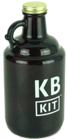 Growler de 1 litro - KB Kit