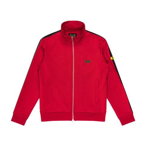 Pro Era PROGRESS Tracksuit Jacket (RED)