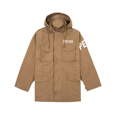 survival tactics military jacket