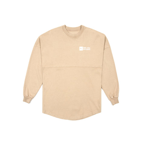 pe records spirit jersey (beige)