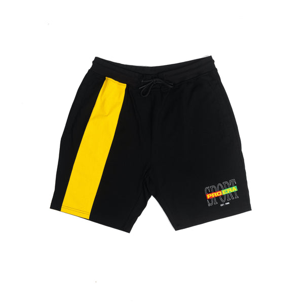 RUGBY SPORT SHORTS (BLACK)