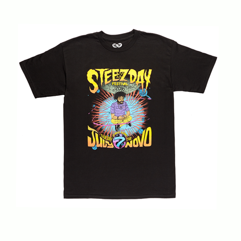 STEEZ DAY 2016 Festival Tee