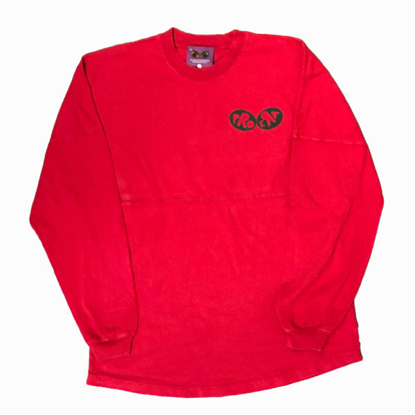 Oversized Jersey (Red)