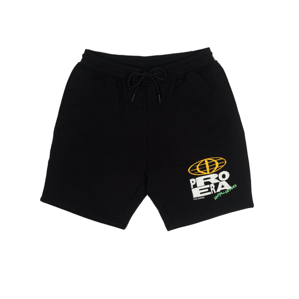 WORLDWIDE SHORTS (BLACK)