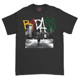 B4.DA.$$ 5th Anniversary Tee  (Black)