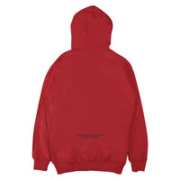 Rights Reserved Hoodie (Red)