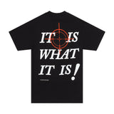 "Kirk Knight ""It Is What It Is"" Tee (black)"