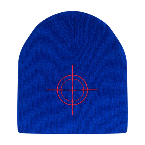 "Kirk Knight ""It Is What It Is"" Skull Cap (Blue)"