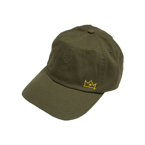 "Pro Era ""Side Crown DAD Cap"" Olive"
