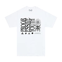 "Pro Era ""Progressive Youth 2"" Tee (white)"