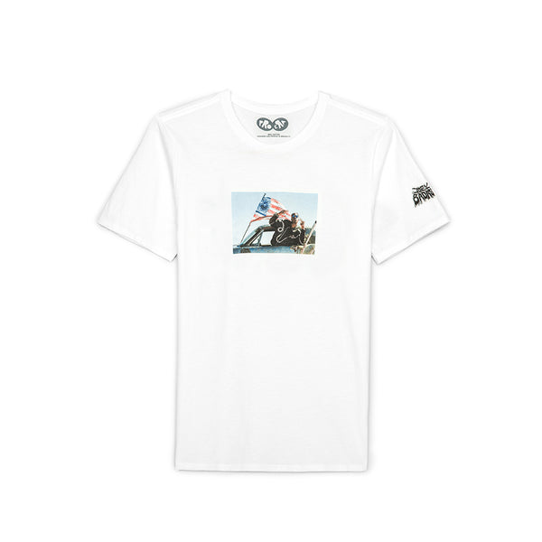 AABA Album Photo Tee (white)