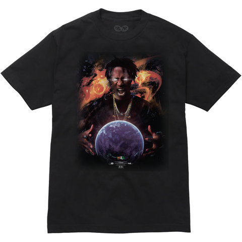 World Domination Tour Tee Phase IV (EURO INVASION)