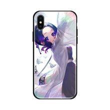 Load image into Gallery viewer, Shinobu Kocho Tempered Glass Phone Case