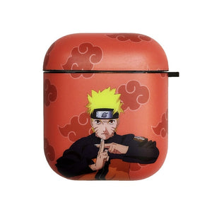Naruto Hard Shell Airpod Case