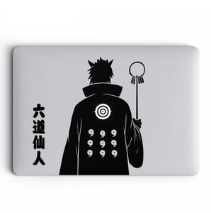 Sage Of Six Paths Laptop Decal