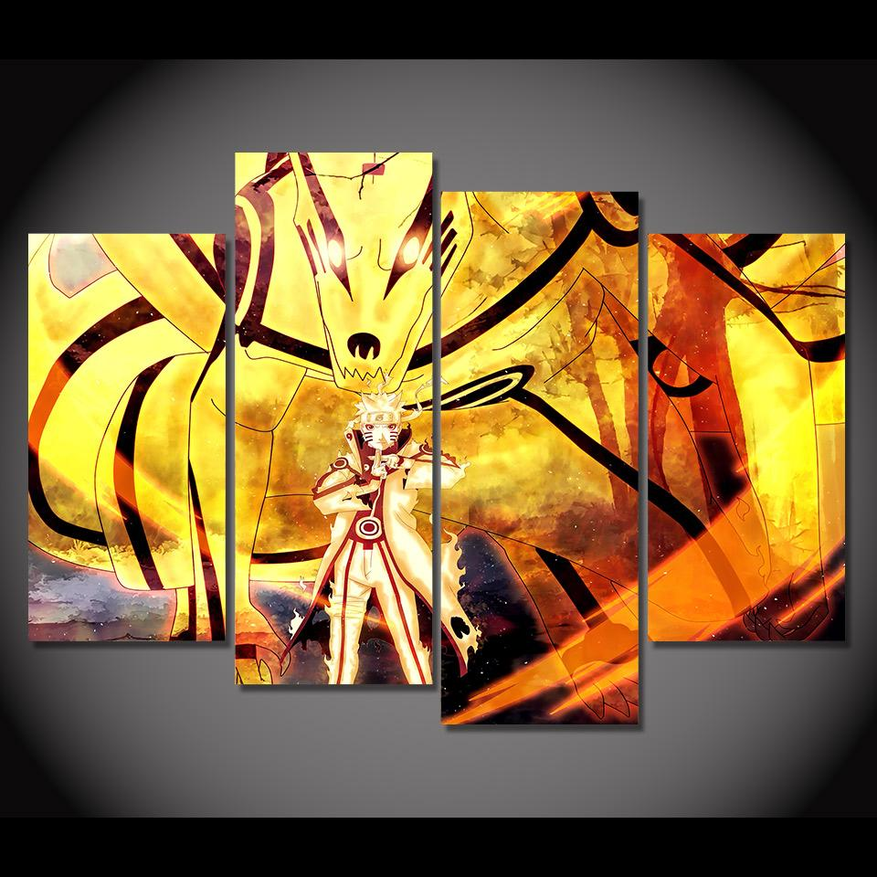 Naruto/Kurama Canvas