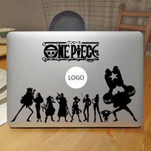 Load image into Gallery viewer, Straw Hat Crew Laptop Decal