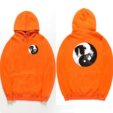 Load image into Gallery viewer, Yin Yang Naruto/Sasuke Hoodie