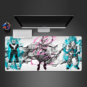 Dragon Gods Extended Mouse Pad