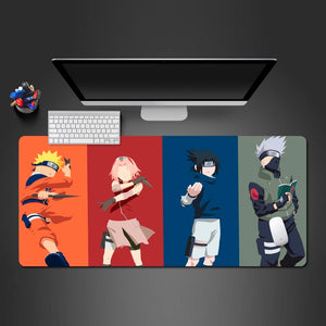 No Face Team 7 Extended Mouse Pad