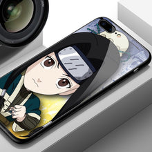Load image into Gallery viewer, Chibi Haku Tempered Glass iPhone Case