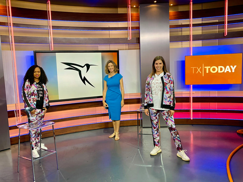 Jamber's Fashion Show | Texas Today  by Kristin Dickerson