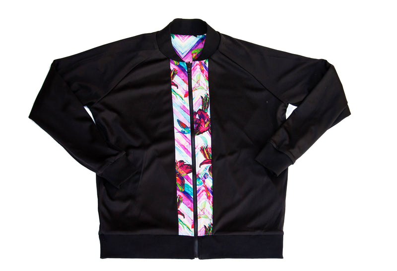 The Reversible Hummingbird Jacket - Jamber