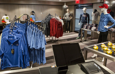US Open Pop-up store New York City