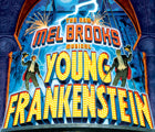 Young Frankenstein Broadway Tour eCommerce Sales Fulfillment