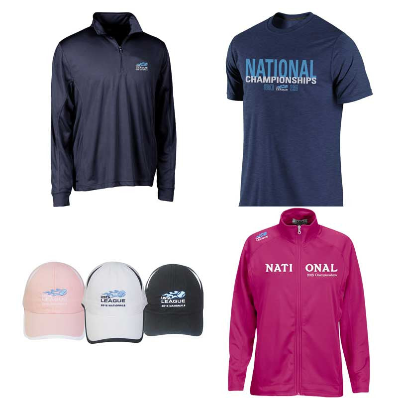 2015 USTA Leagues Merchandise