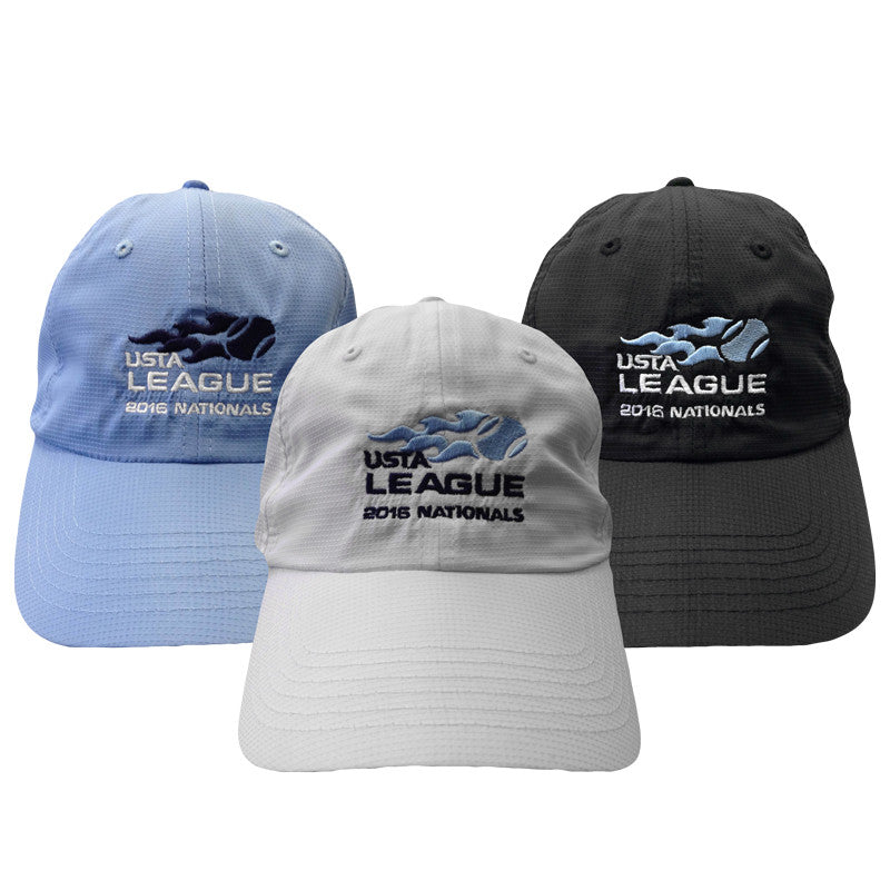 USTA LEAGUES 2016 National Championships Staccato Tech Baseball Hat