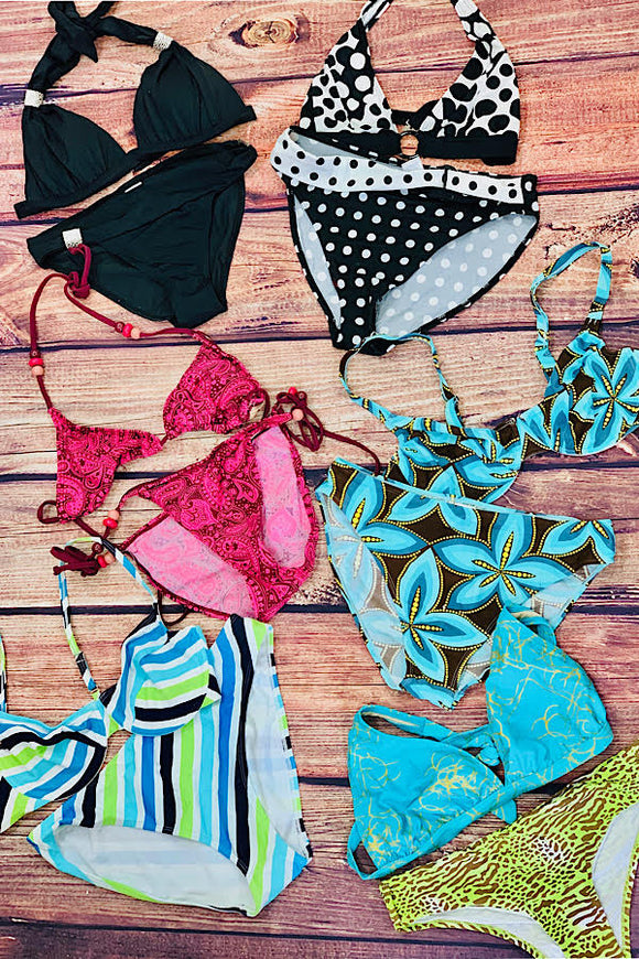 10 sets fo10 sets for $50.00 Women swimsuits mix
