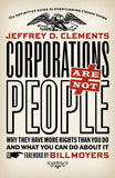 Book - Corporations Are Not People 1st Edition