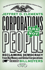 Book - Corporations Are Not People 2nd Edition