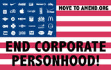 Postcards - End Corporate Personhood