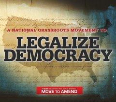 DVD  - Legalize Democracy: An Introduction to Move to Amend