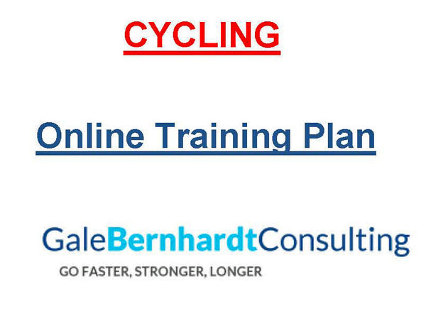 Cycling: Century Bike Ride, Beginner: 4.25 to 8.5 hrs/wk, 12-week plan