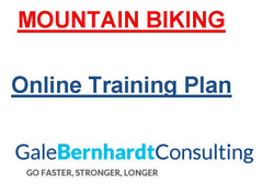 Mountain Biking: 100 Mile Mountain Bike Race, Level II Cyclist, 4.75-22 hrs/wk, 14-week plan