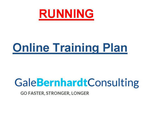 Running: Half Marathon, Beginner: 2.75 to 4.5 or 5.5 hrs/wk, 14-week plan