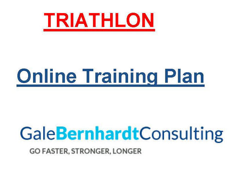 Triathlon: Half-Ironman (70.3) Triathlon Race Plan, Beginner: 6.0 to 10.5 hrs/wk, 13-week plan
