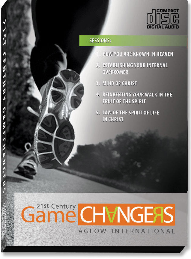 GameChangers CDs - English
